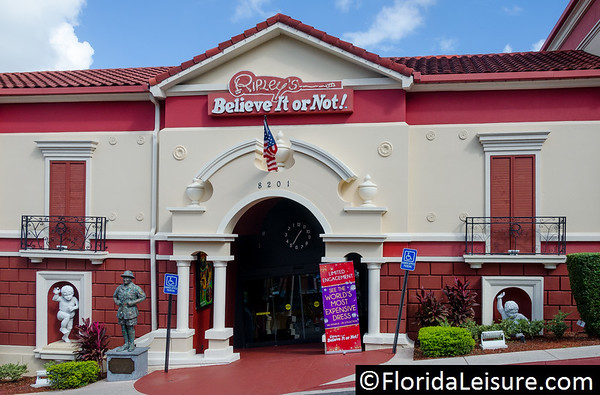 Ripley's Believe It or Not! - Orlando