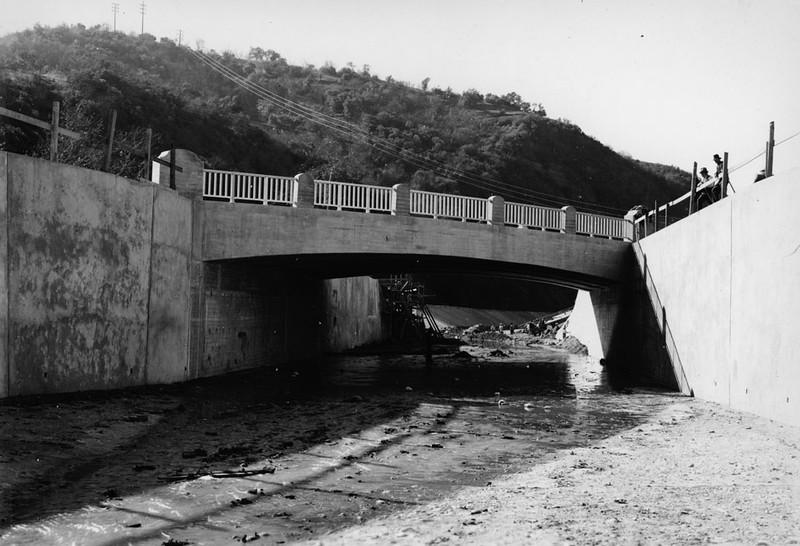 Hermon Avenue Bridge over the Arroyo Seco