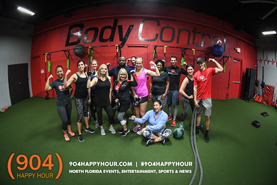 Morning Workouts at Body Control Gym - 12.29.17