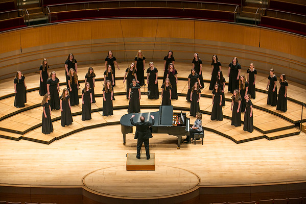 5. Goldenview Middle School Treble Choir