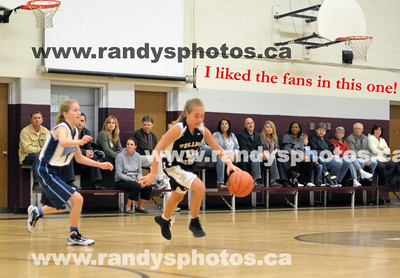 Basketball - 2011-2012 - Girls Rep
