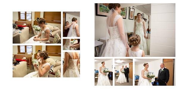 Davis Wedding Album