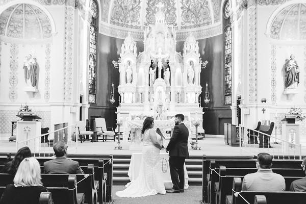 Ceremony - Kenny & Gina