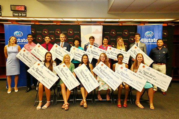 20190530 MPSSAA Allstate Minds in Motion Scholarships