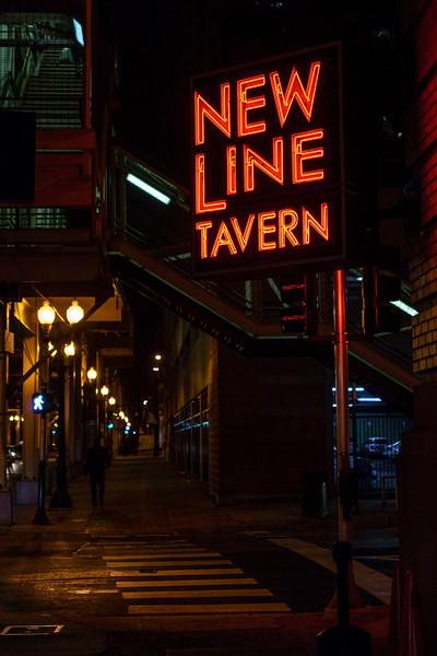 New Line Tavern