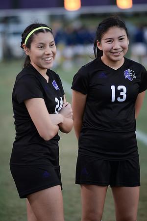 February 26, 2020 - UL Girls Soccer vs Spalding