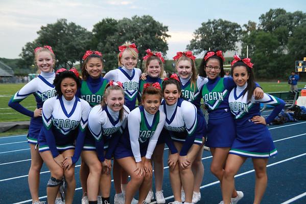 2013 Cheer Team