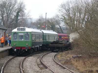 Dean Forest Railway (17-02-2010)