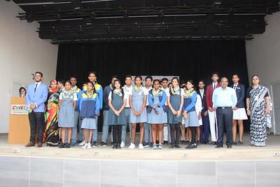 Exchange Programme Students of Labourdonnais College