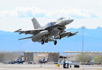 United Arab Emirates F-16