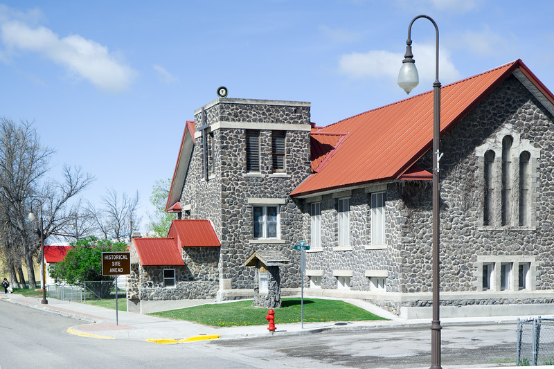 Arco, ID Church
