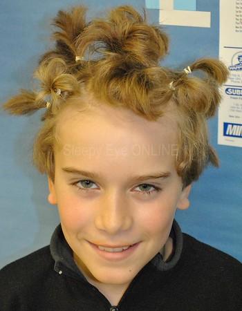 20111216 St. John's School Crazy Hair Day