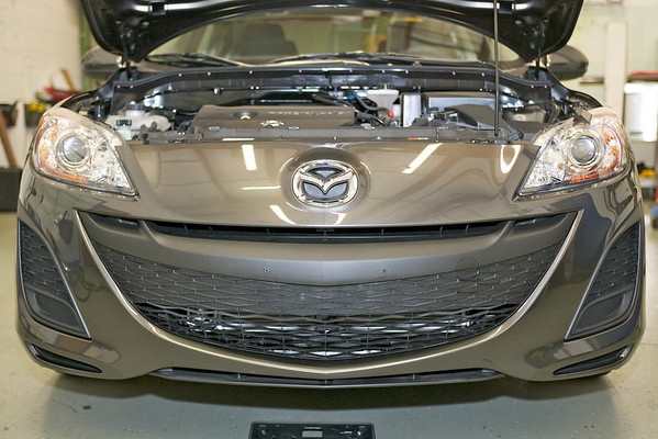 2010 Mazda 3 Bumper Only
