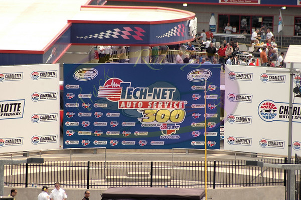 Charlotte Motor Speedway - Tech-Net 300 - May 29, 2010