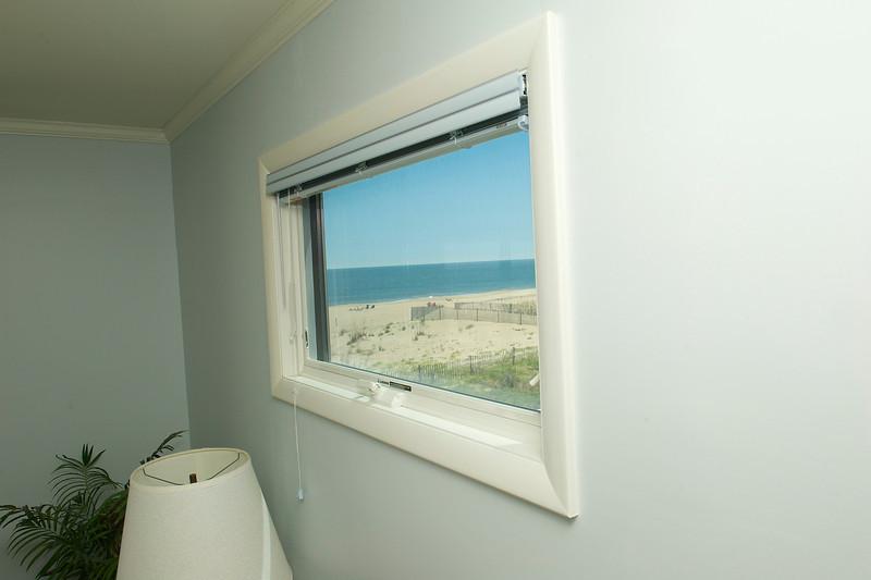 Master bedroom window.