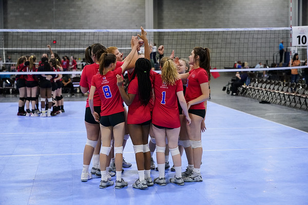 SRVA Regional Volleyball Tournament