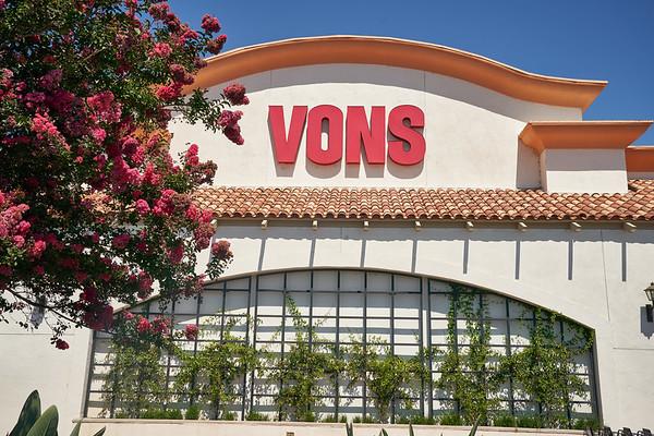 AC Construction- Vons in Corona