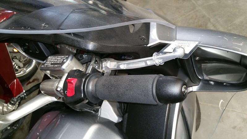 Item 1021 on a 2007 Honda ST 1300