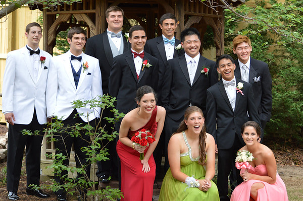 2013 St. Anne-Pacelli Prom