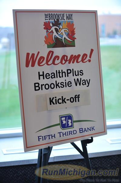 2015 HealthPlus Brooksie Way Spring Kickoff Event
