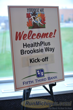 2015 HealthPlus Brooksie Way Kickoff Event - April 25, 2015