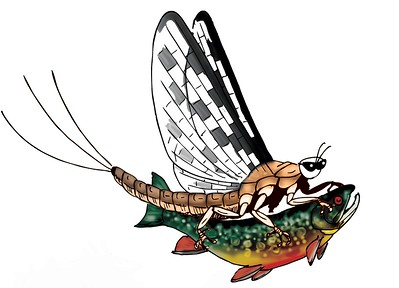 Troutbum Logo Images