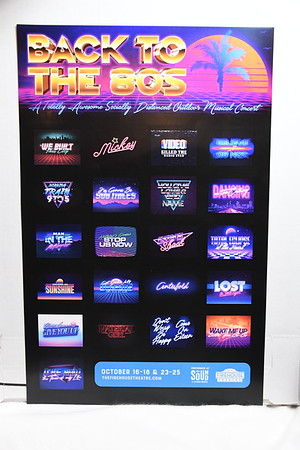10-15-2020 Back To The 80s Dress Act 2 @ Firehouse/The Sound