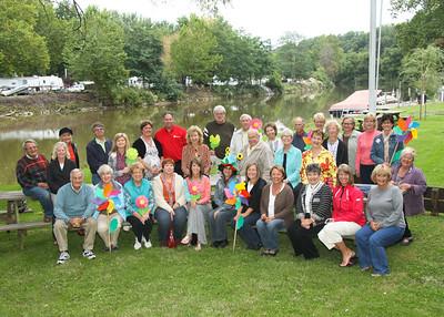 Vermilion in Bloom Volunteer Appreciation Dinner on September 28, 2011