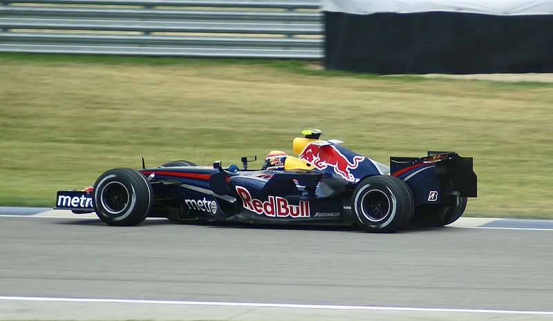 Seventh Place - Red Bull Racing - Mark Webber