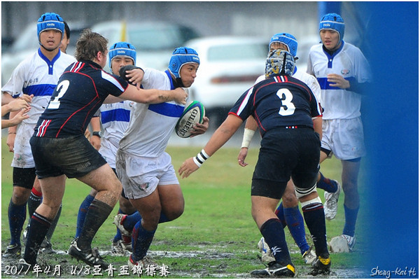 2011 U18亞青盃-台灣 VS 香港(TWN vs HKG)