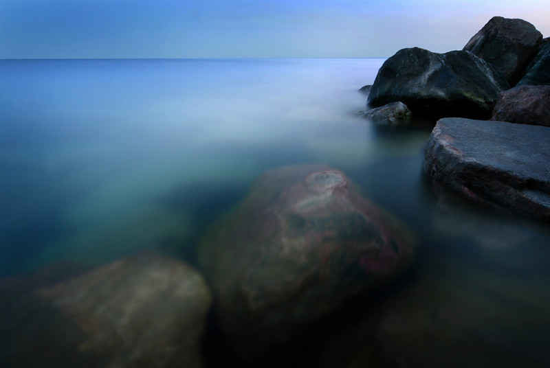 "Boulders, ""The Beach"", Toronto"