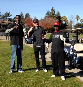 Golfin in Vallejo and Napa Valley, Calif Dec 22, 2016
