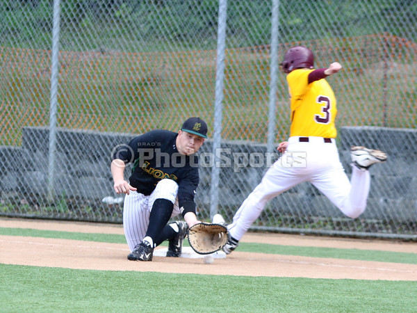 WEST LINN vs FOREST GROVE 5/23/11
