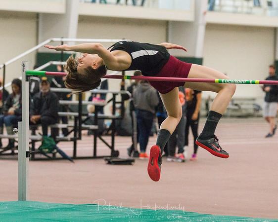 2018-04-14 Track at DePauw University