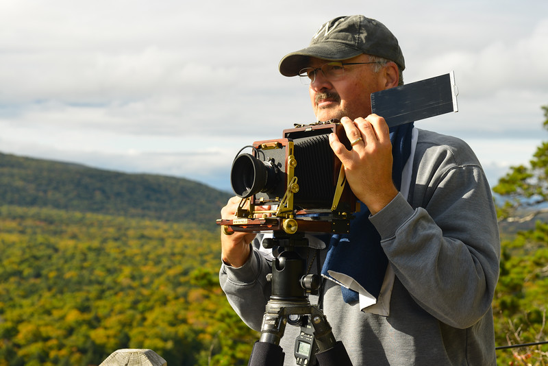 Me with my 4x5