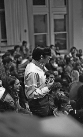 University of Chicago 1969 Sit-in