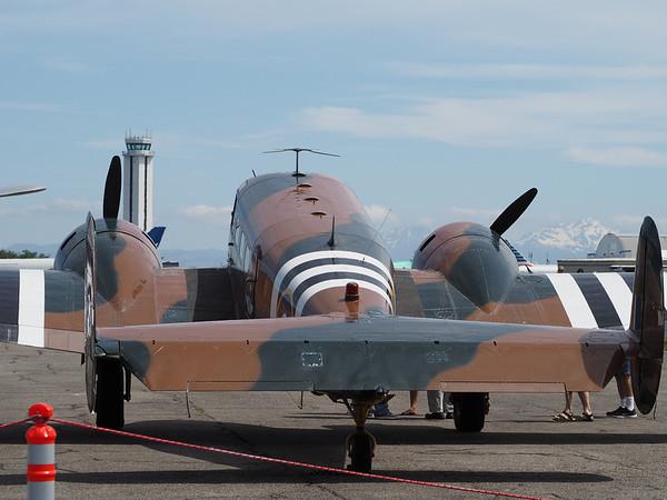 Aircraft:Historic Flight Foundation