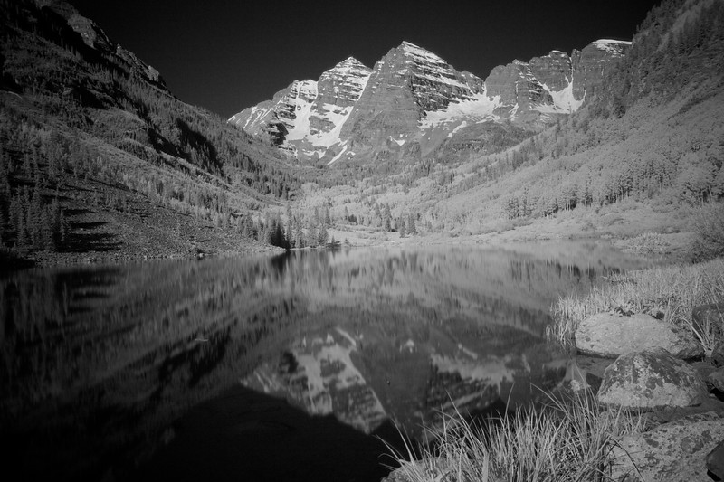 Summer Infrared at Bells 67