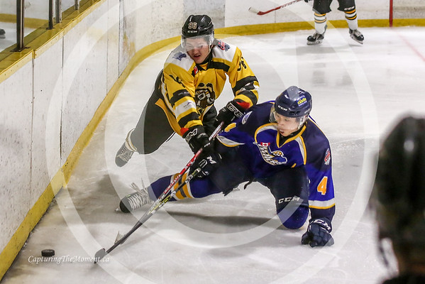 October 21st, Miners Vs Iroquois Falls Eskis.