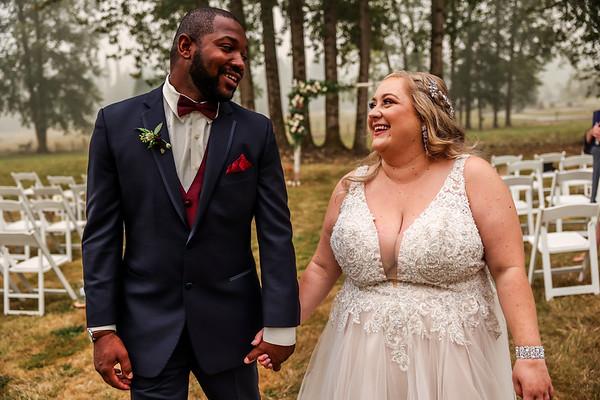 Abbey + Andrew's Wedding