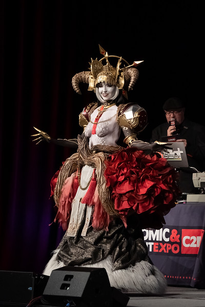 2019 C2E2 - Crown Championship of Cosplay