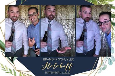 Brandi and Schuyler 2020