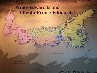 Prince Edward Island (PEI) #1
