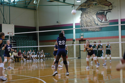 Volley Ball Game vs Piner
