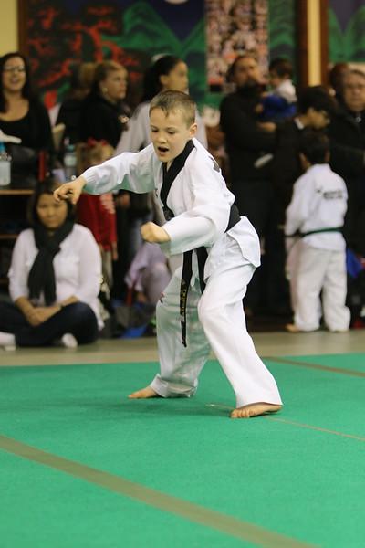 Invitational Tournament - Kicking, February 14, 2015