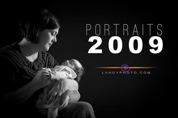 Portraits 2009
