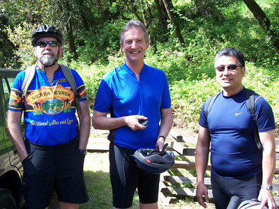 100409 Annadale Mtn Bike Ride