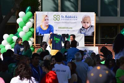 St. Baldricks Charity Fundraiser 2014