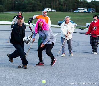 2016 Volunteers Ball Hockey Game Turn 8