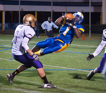 2012-11-30 Long Island Football Championships, Lawrence HS 21-Sayville HS, 20.